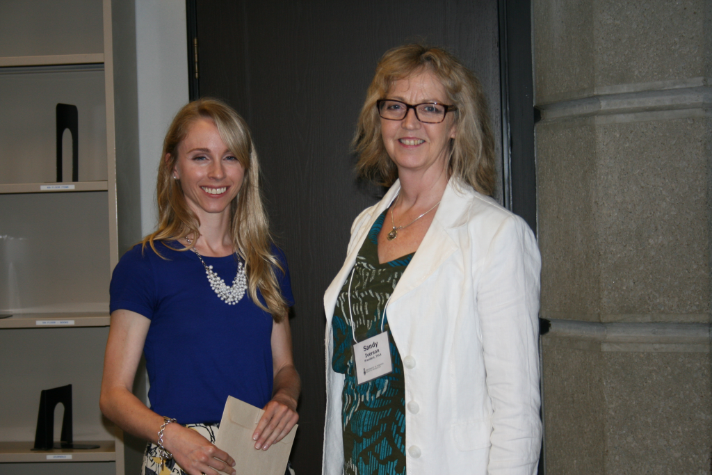 2014 THLA Scholarship Prize Winner - Katherine Southon